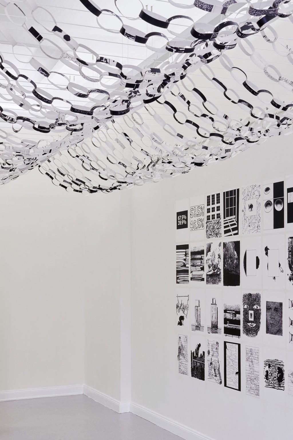 Interieurfotografie und Ausstellungsansichten aus Berlin Art & Language