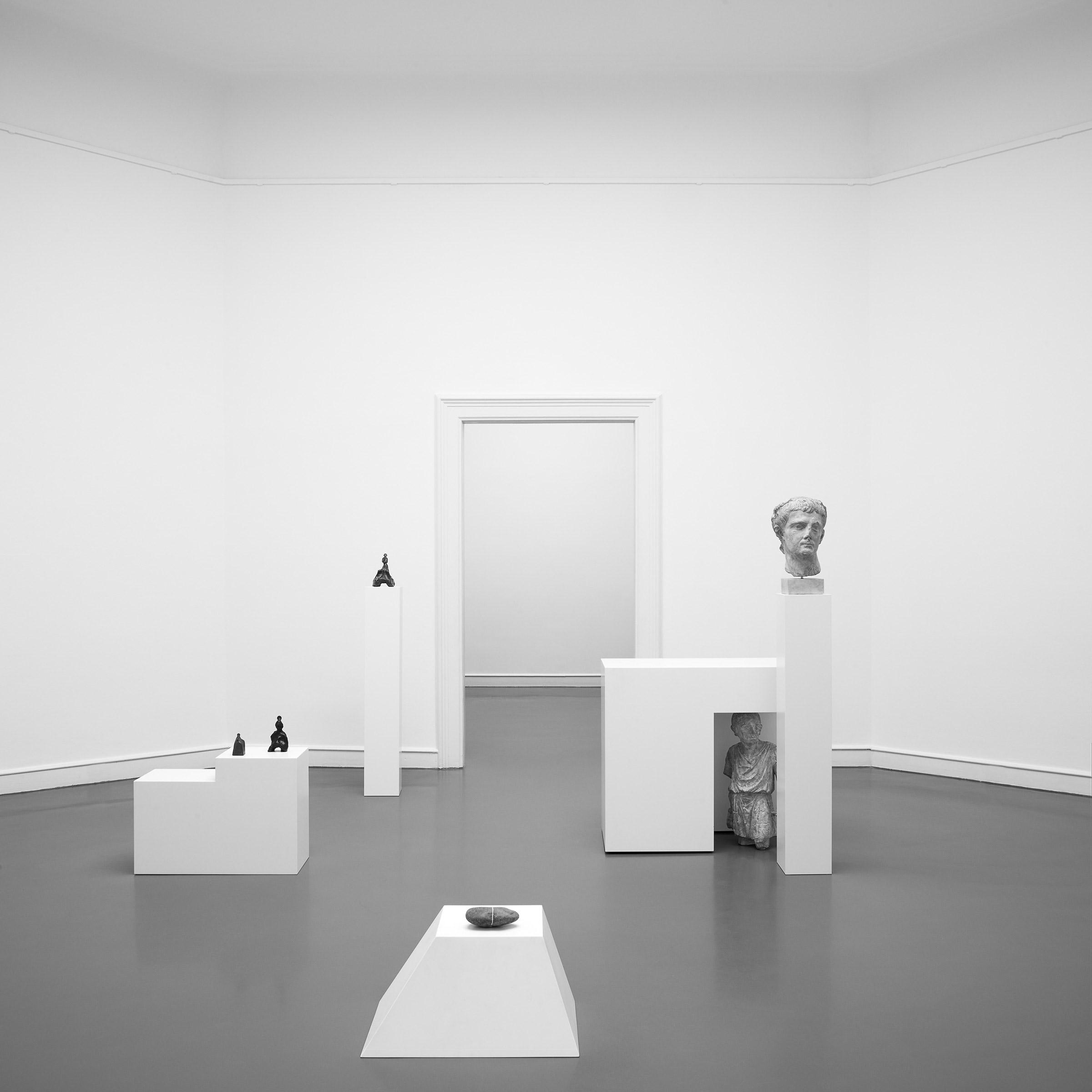 Interieurfotografie und Ausstellungsansichten aus Berlin installation