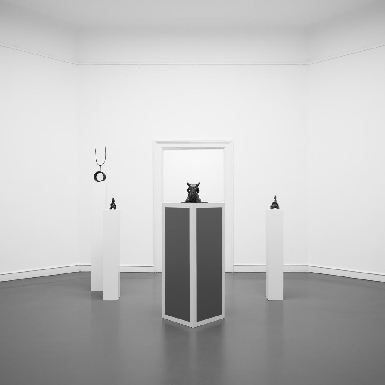 Interieurfotografie und Ausstellungsansichten aus Berlin Michael Müller – Staatliche Kunsthalle Baden-Baden