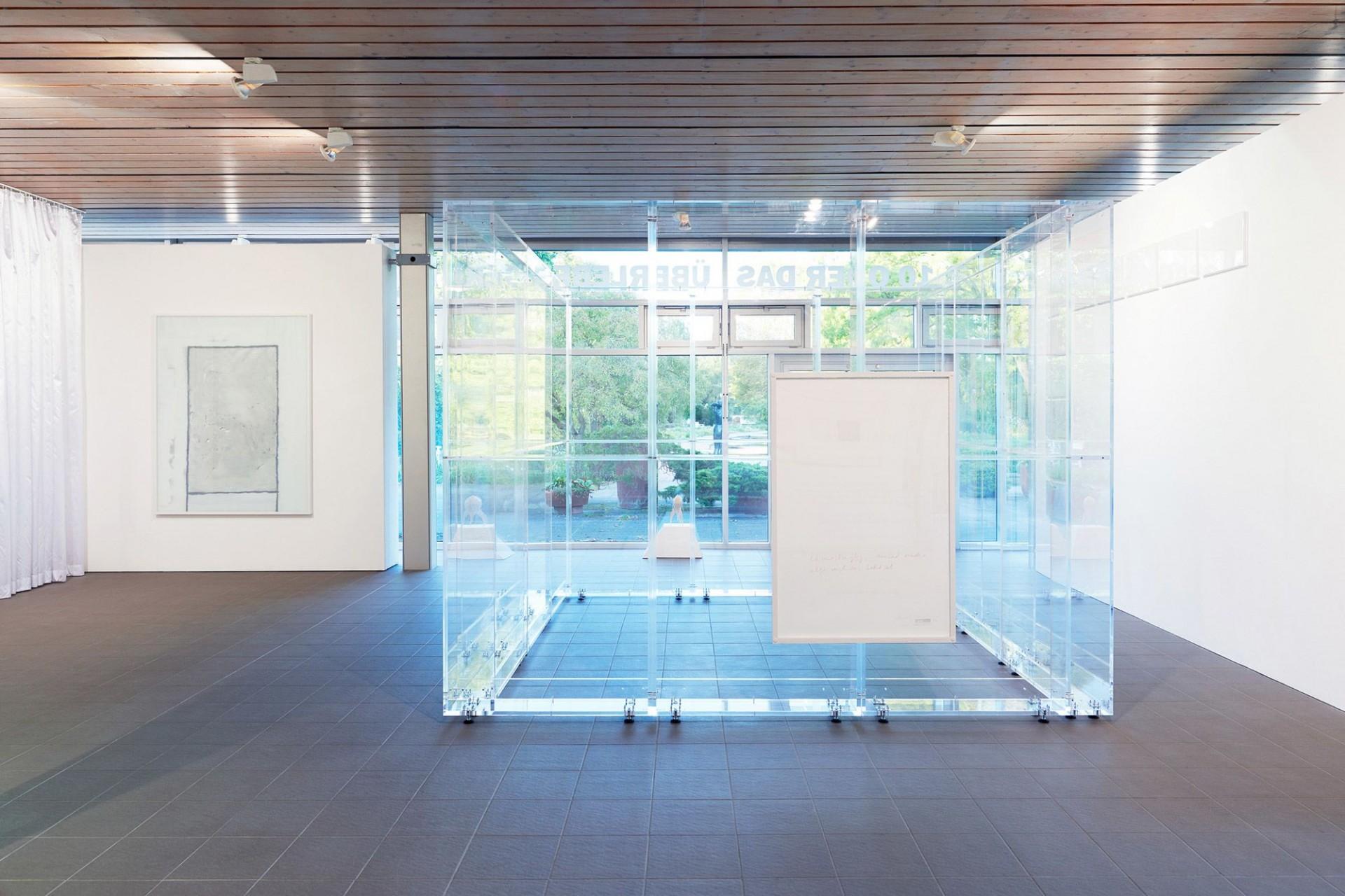 Interieurfotografie und Ausstellungsansichten aus Berlin BKV Kunstverein Potsdam