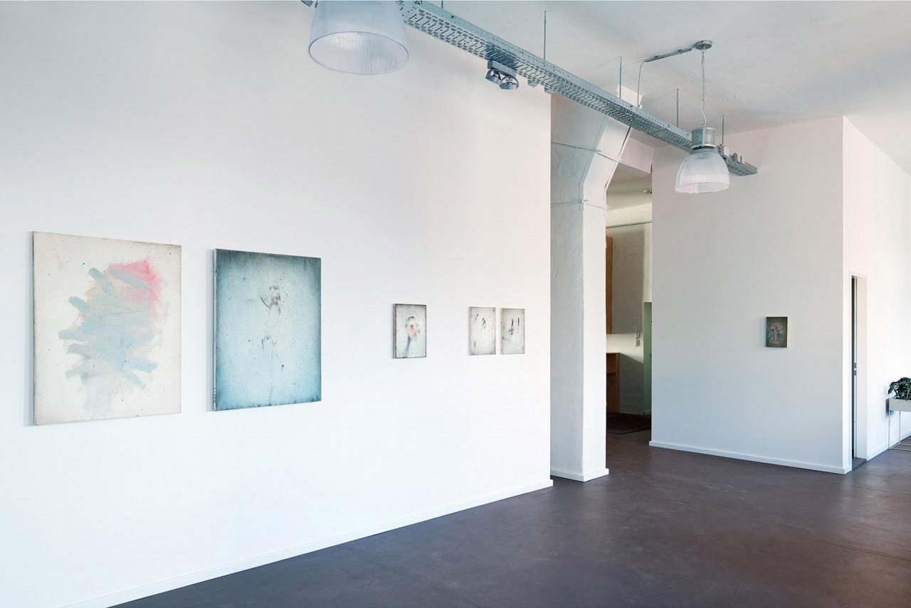 Interieurfotografie und Ausstellungsansichten aus Berlin Galerie Eigen & Art Berlin / Rheingau Founders